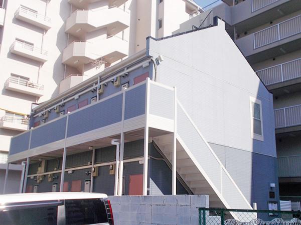 大阪府大阪市北区のウィークリーマンション・マンスリーマンション「レオパレスノースアベニュー」メイン画像