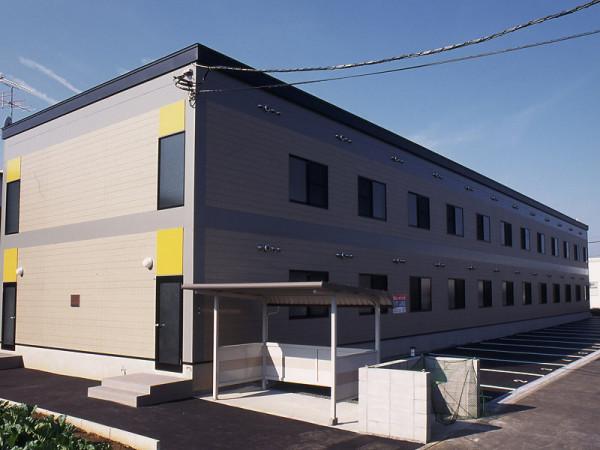 北海道札幌市東区のウィークリーマンション・マンスリーマンション「レオパレスメゾンド伏古 101(No.155663)」メイン画像