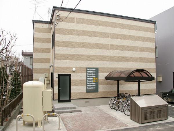 北海道札幌市西区のウィークリーマンション・マンスリーマンション「レオパレスアビテ 102(No.155711)」メイン画像