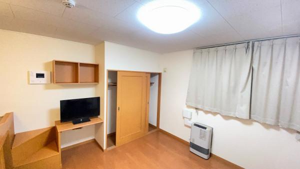 北海道小樽市のウィークリーマンション・マンスリーマンション「レオパレス桜景 102(No.155799)」メイン画像