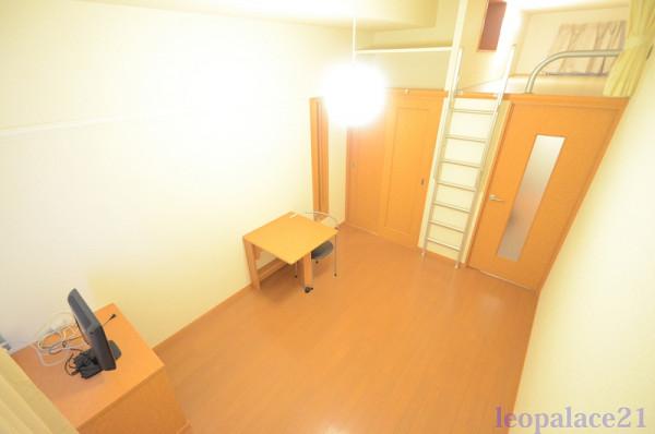 千葉県松戸市のウィークリーマンション・マンスリーマンション「レオパレスオアゾB 102(No.156808)」メイン画像