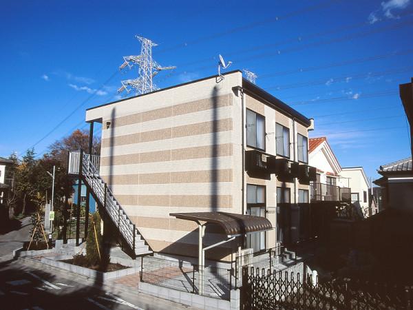 神奈川県横浜市栄区のウィークリーマンション・マンスリーマンション「レオパレス犬山 102(No.157769)」メイン画像