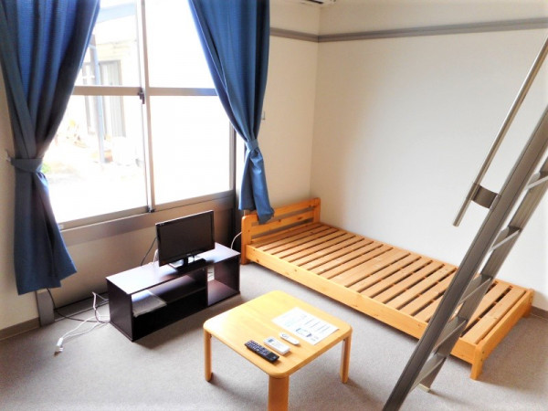 長野県のウィークリーマンション・マンスリーマンション「レオパレスYUME 106(No.158791)」メイン画像