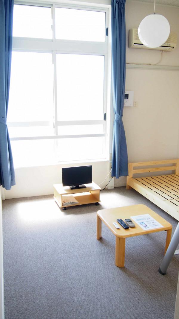 長野県のウィークリーマンション・マンスリーマンション「レオパレス喜多村 201(No.158801)」メイン画像