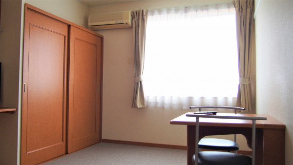 長野県のウィークリーマンション・マンスリーマンション「レオパレスちくま 201(No.158827)」メイン画像