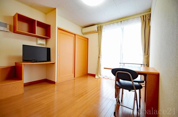 愛媛県のウィークリーマンション・マンスリーマンション「レオパレスタウンコートTWO 103(No.160148)」メイン画像