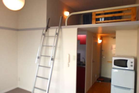石川県のウィークリーマンション・マンスリーマンション「レオパレスニューケルビン5 105(No.160300)」メイン画像