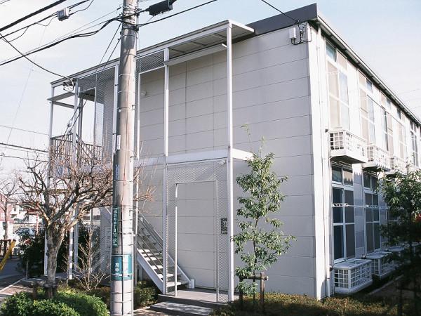 東京都府中市のウィークリーマンション・マンスリーマンション「レオパレスLUNA 205(No.160554)」メイン画像