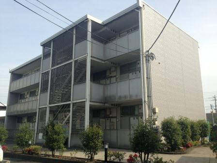 東京都府中市のウィークリーマンション・マンスリーマンション「レオパレスM-47 202(No.160562)」メイン画像