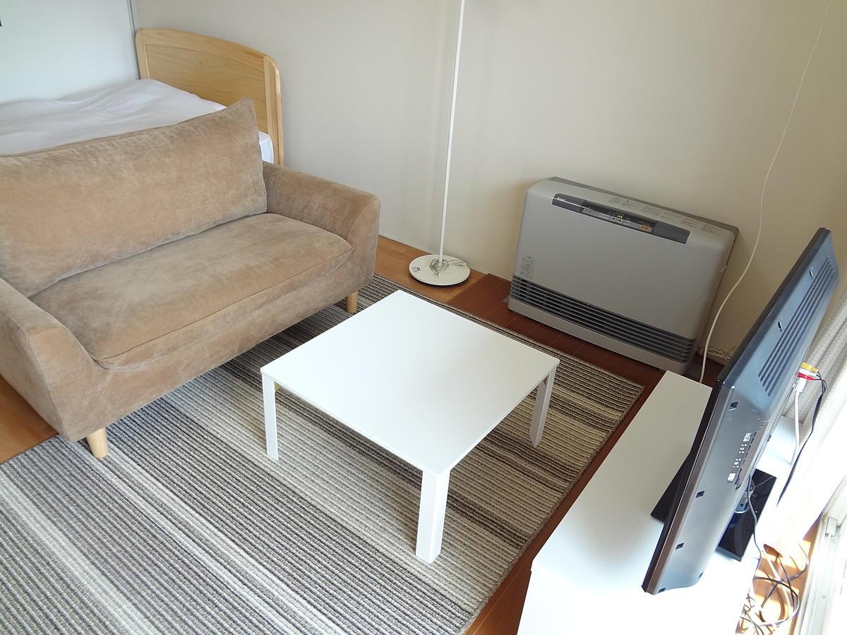 札幌のマンスリーマンション・ウィークリーマンション「ノースステイ創成川公園 901・1DK」メイン画像