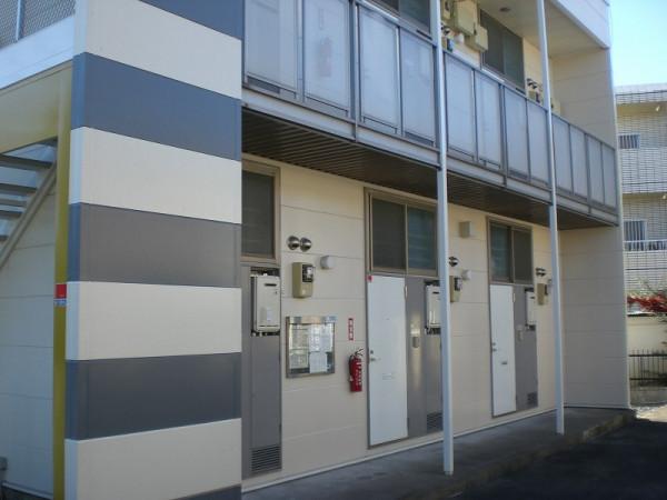 東京都福生市のウィークリーマンション・マンスリーマンション「レオパレスKEN 203(No.161214)」メイン画像