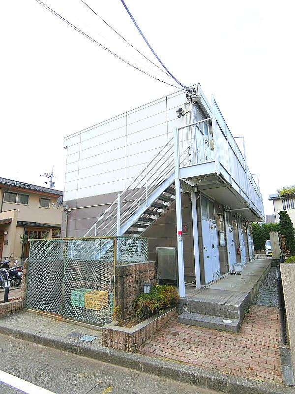 東京都多摩市のウィークリーマンション・マンスリーマンション「レオパレス聖蹟 201(No.161249)」メイン画像