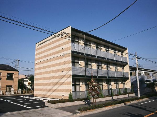 東京都日野市のウィークリーマンション・マンスリーマンション「レオパレススカイ 102(No.161309)」メイン画像