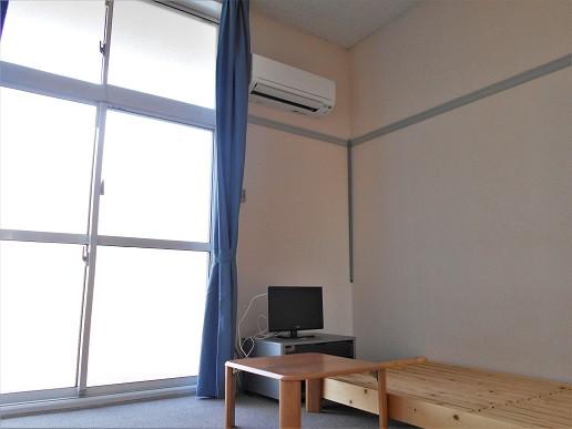 神奈川県厚木市のウィークリーマンション・マンスリーマンション「レオパレスシャルム 105(No.161722)」メイン画像