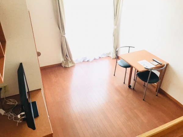 茨城県のウィークリーマンション・マンスリーマンション「レオパレスHARU A 102(No.162496)」メイン画像