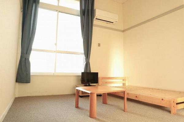 静岡県焼津市のウィークリーマンション・マンスリーマンション「レオパレスPastoral 108(No.162607)」メイン画像