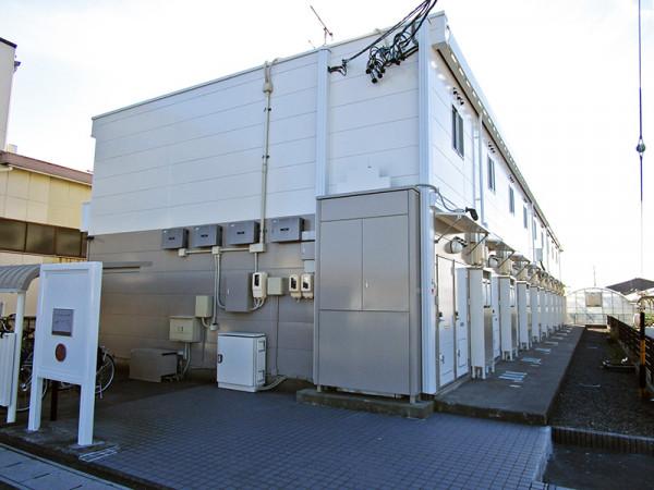 静岡県焼津市のウィークリーマンション・マンスリーマンション「レオパレスルポ アベイユ K 206(No.162699)」メイン画像