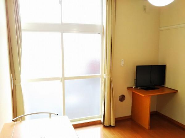 茨城県守谷市のウィークリーマンション・マンスリーマンション「レオパレスオータム14 S 201(No.164016)」メイン画像