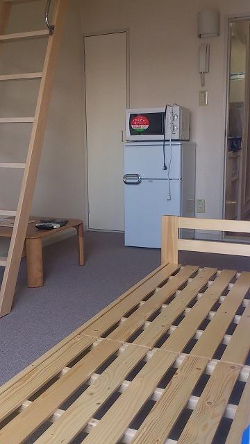 大阪府のウィークリーマンション・マンスリーマンション「レオパレスアイシー 201(No.164954)」メイン画像