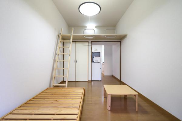 滋賀県のウィークリーマンション・マンスリーマンション「レオパレス小泉 105(No.166112)」メイン画像