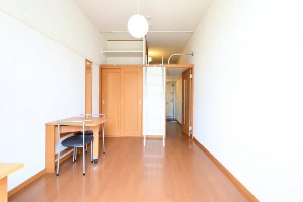 滋賀県のウィークリーマンション・マンスリーマンション「レオパレスAlphaville 104(No.166187)」メイン画像