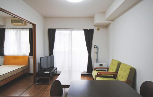 札幌市のマンスリーマンション・ウィークリーマンション「ノースステイ大谷地」メイン画像