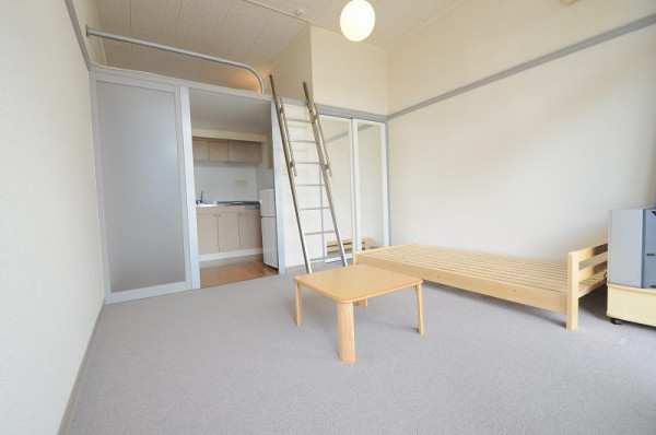 熊本県のウィークリーマンション・マンスリーマンション「レオパレスフォレストヒルズ 103(No.168428)」メイン画像