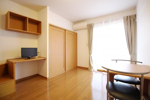 奈良県のウィークリーマンション・マンスリーマンション「レオパレスGreen Oji 101(No.168653)」メイン画像