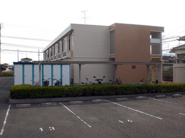 奈良県大和高田市のウィークリーマンション・マンスリーマンション「レオパレスさざんか 205(No.168666)」メイン画像