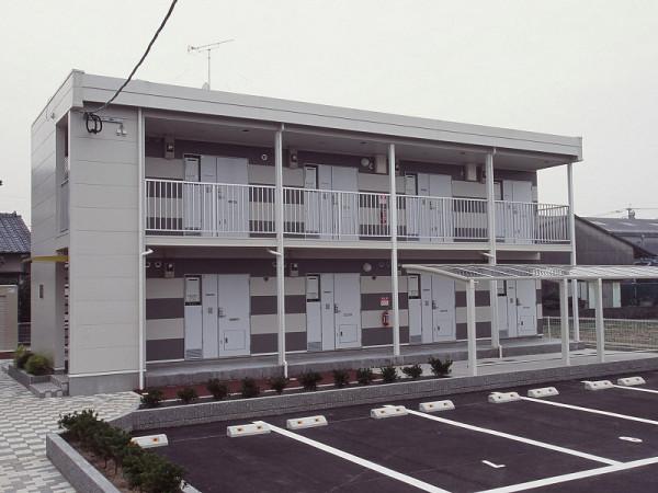福岡県久留米市のウィークリーマンション・マンスリーマンション「レオパレスMORI・A 104(No.169161)」メイン画像