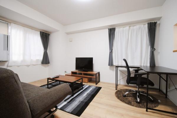 札幌市のマンスリーマンション・ウィークリーマンション「ノースステイ大通公園」メイン画像