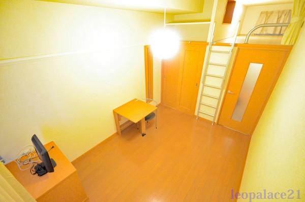 青森県のウィークリーマンション・マンスリーマンション「レオパレス忠 101(No.171847)」メイン画像