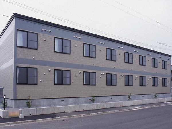 旭川駅(函館本線)のウィークリーマンション・マンスリーマンション「レオパレスJ・コート65 103(No.172083)」メイン画像