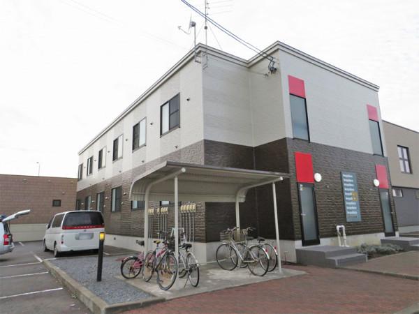 旭川駅(函館本線)のウィークリーマンション・マンスリーマンション「レオパレスエスペランサ 203(No.172118)」メイン画像