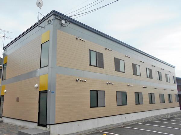 北海道函館市のウィークリーマンション・マンスリーマンション「レオパレスプレミールS&N 102(No.172146)」メイン画像
