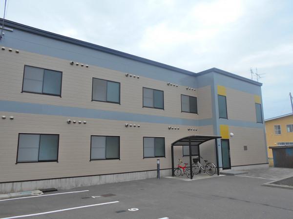 北海道函館市のウィークリーマンション・マンスリーマンション「レオパレスKINAMI 101(No.172156)」メイン画像