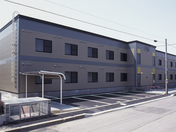 北海道函館市のウィークリーマンション・マンスリーマンション「レオパレスK.Y 101(No.172165)」メイン画像