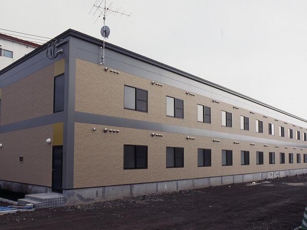 北海道函館市のウィークリーマンション・マンスリーマンション「レオパレスGladness Ⅱ 102(No.172179)」メイン画像