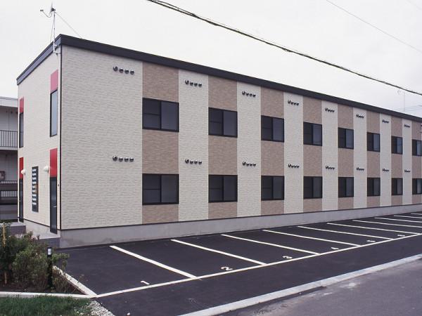 北海道苫小牧市のウィークリーマンション・マンスリーマンション「レオパレスSAKURAGIⅡ 101(No.172737)」メイン画像