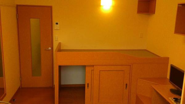 北海道苫小牧市のウィークリーマンション・マンスリーマンション「レオパレスハッピードエルB 210(No.172768)」メイン画像