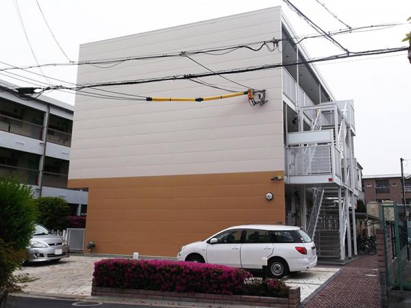 大阪府東大阪市のウィークリーマンション・マンスリーマンション「レオパレスMS 306(No.173073)」メイン画像