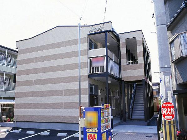 大阪府大東市のウィークリーマンション・マンスリーマンション「レオパレスコート グラン 105(No.173107)」メイン画像