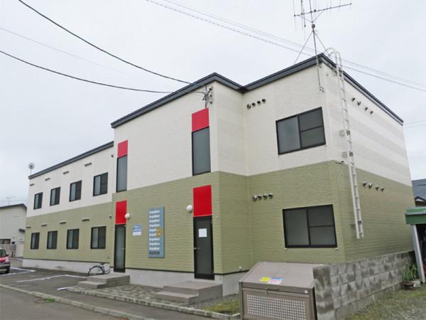 北海道恵庭市のウィークリーマンション・マンスリーマンション「レオパレスエトワール 101(No.174093)」メイン画像