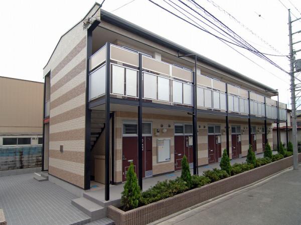東京都葛飾区のウィークリーマンション・マンスリーマンション「レオパレスアイリス 104(No.176738)」メイン画像