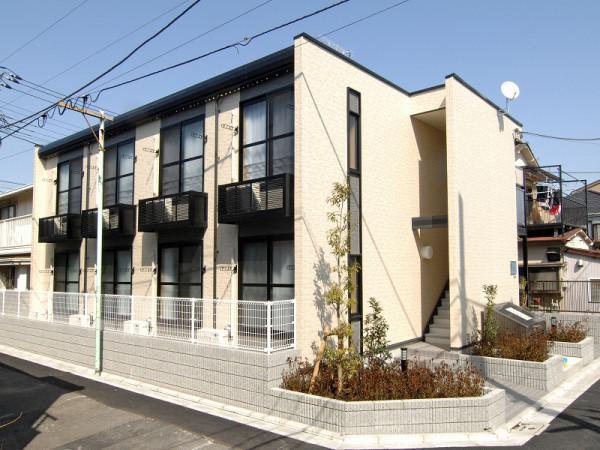 東京都葛飾区のウィークリーマンション・マンスリーマンション「レオパレスアンソレイユ 102(No.176770)」メイン画像