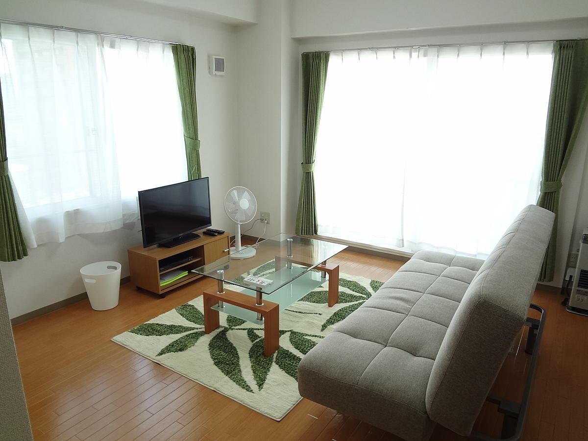 札幌のマンスリーマンション・ウィークリーマンション「ノースステイ大通西 901・1LDK」メイン画像