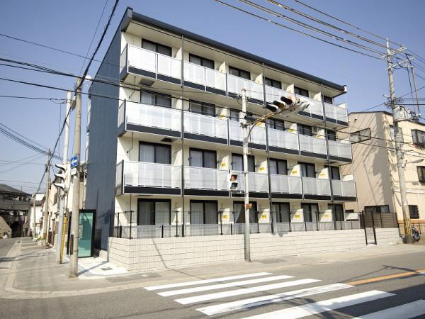大阪府大阪市東淀川区のウィークリーマンション・マンスリーマンション「レオパレスLeaf」メイン画像