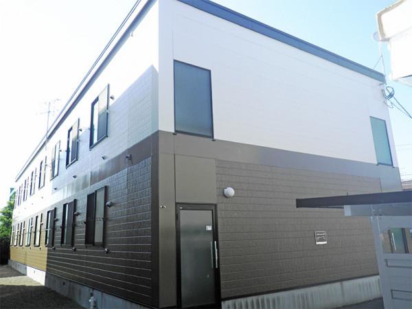 環状通東駅(札幌市東豊線)のウィークリーマンション・マンスリーマンション「レオパレスノースシティ 105(No.178284)」メイン画像