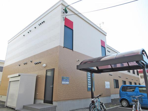 新琴似駅(札沼線)のウィークリーマンション・マンスリーマンション「レオパレスSK8 104(No.178552)」メイン画像