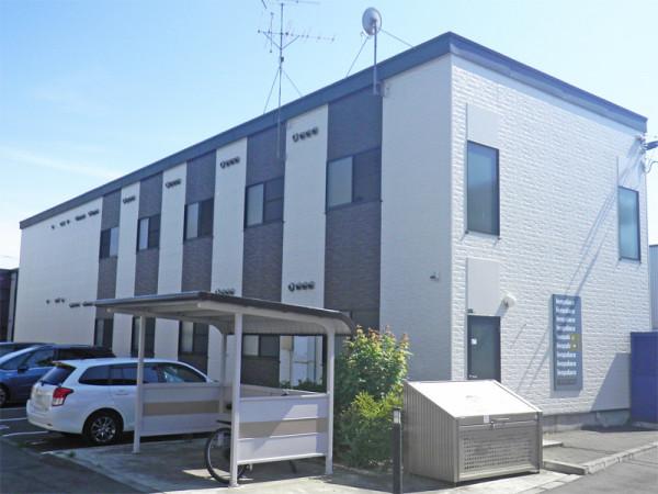 菊水駅(札幌市東西線)のウィークリーマンション・マンスリーマンション「レオパレスグランドール 109(No.178632)」メイン画像